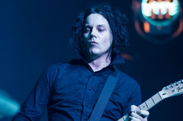 Jack White Walks Out of Radio City Performance