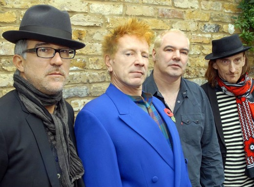 Public Image Ltd Launch Reunion Tour
