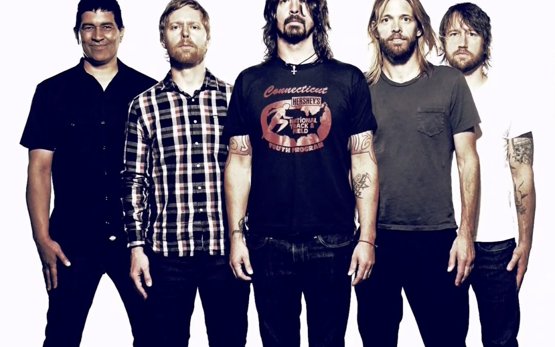 "It's Official: Foo Fighters on ""Hiatus"""
