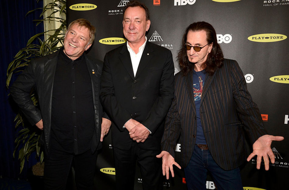 Rush Score First-time Rock Hall Nomination