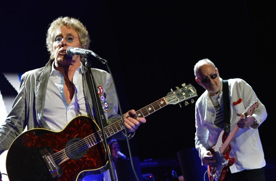 The Who Tap Vintage Trouble to Open Winter Tour