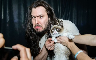 Andrew WK Not Appointed Cultural Ambassador to Bahrain After All