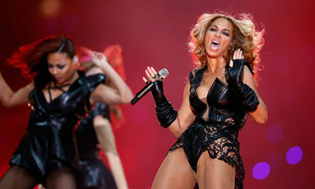 Beyonce Takes 2nd Place to GaGa in Camel Toe Award