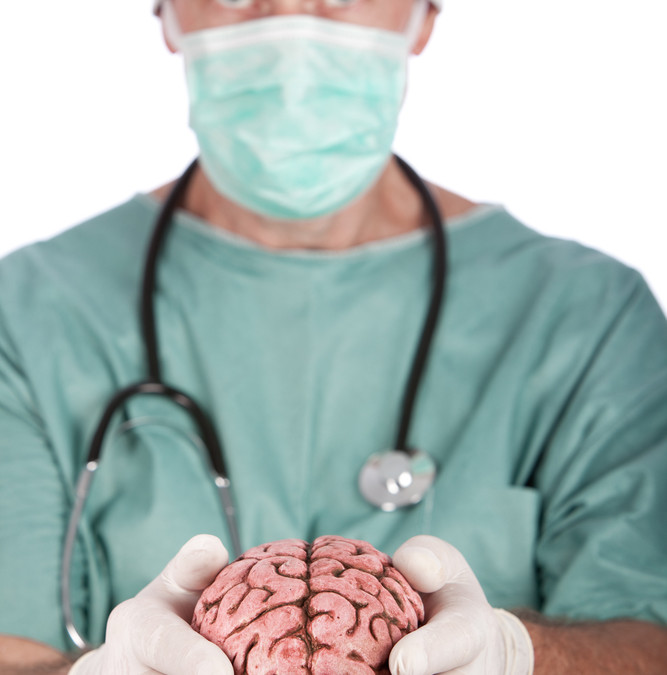 When I'm Not Working As A Brain Surgeon…